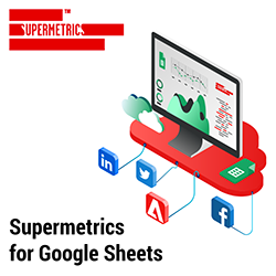 Supermetrics for Google Sheets